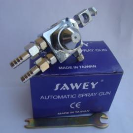 台湾萨威ST-5R压铸包装自动喷枪 油墨自动喷头