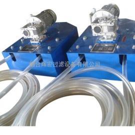 管式除油机 白口铁管式除油机 管式除油机加运营大板车