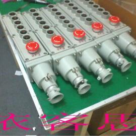 6个按钮带红色急停开关BZA5817-6K防爆电动葫芦按钮