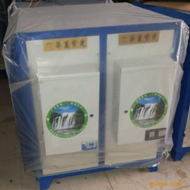 华夏紫光最好品牌高压静电油烟净化器