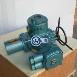 QB防爆型阀门电动执行器 QB型电动阀门装置