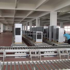 生产链板线