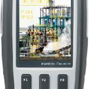 CEM华盛昌DT-9880粒子计数器尘埃粉尘颗粒物监测