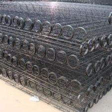 图片不锈钢除尘骨架框架产品