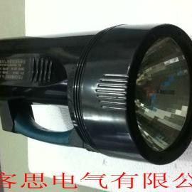 手提式防爆探照��BW6100-25W�y�ъ`活方便防水耐用
