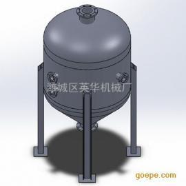 LY-15真空罐 专业制作pp真空罐
