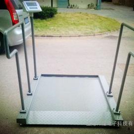 带斜坡电子座椅秤价格,带斜坡医用轮椅秤