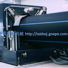 大口径HDPE供水管及燃气管挤出生产线