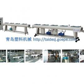 大口径PE管材生产线