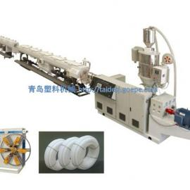 PERT地暖管材生产线