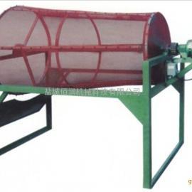 圆筒筛沙机 沙场工地用筛沙机