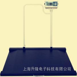 医疗电子秤,医院量身定做不锈钢轮椅秤