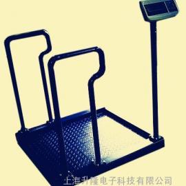 S301型身高体重秤,血透部不锈钢轮椅电子秤