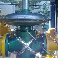 山东德州RTZ-50/0.4A锅炉天然气调压器