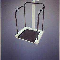 S802型智能身高体重秤,不锈钢轮椅电子称