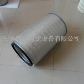 钢厂空气净化除尘滤筒