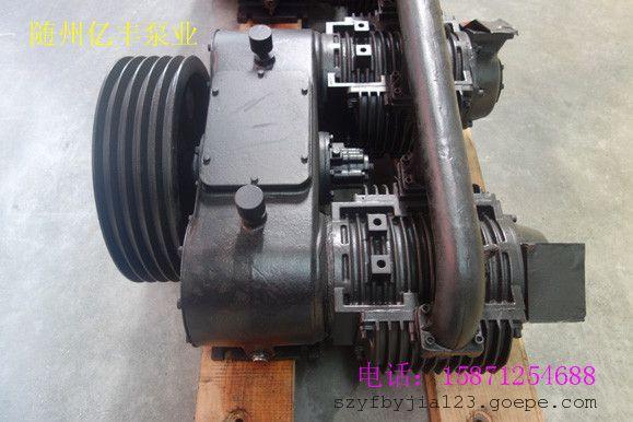 > 散装水泥车空压机   无润滑摆动空气压缩机是根据曲柄摇杆机构原理图片