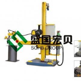 盛国宏贝管板环缝自动焊机(内支撑式)