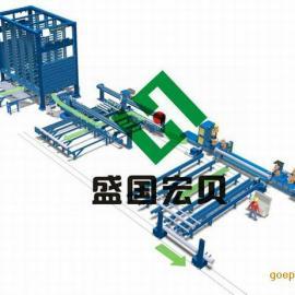 供应连云港异型管材等离子机器人切割流水线,型材机器人切割