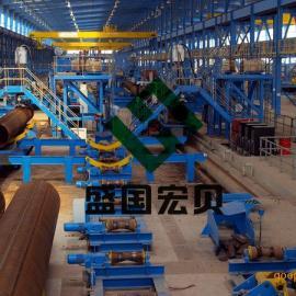 盛国宏贝埋弧焊大口径制管生产线RB(E),RB(E)生产线