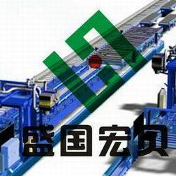 盛国宏贝半挂车装配焊接生产线,半挂车自动化焊接线