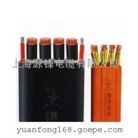 耐寒扁电缆 耐寒-200℃特种扁电缆 上海耐寒扁电缆厂家