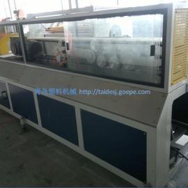 PE木塑异型材生产线