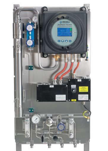 天然气湿度分析仪
