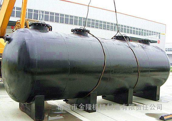 YSZ圆型一体化生活污水处理设