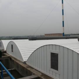 派力迪G-UPVC隔油池恶臭气体收集罩