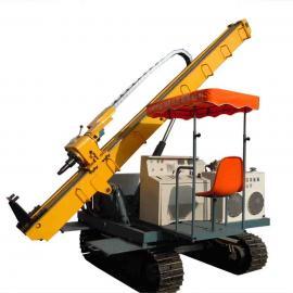 供应履带锚固旋喷钻机XPL-50/河南双管高压旋喷钻机的型号