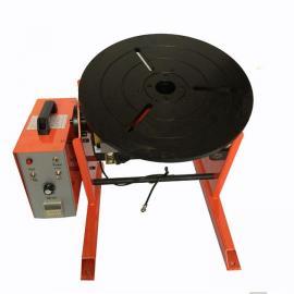 专业提供上弘通孔100公斤焊接变位机全自动变位机