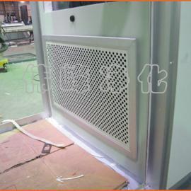 风淋配件(双人双吹) 电子互锁 风淋室配件 净化风淋组装