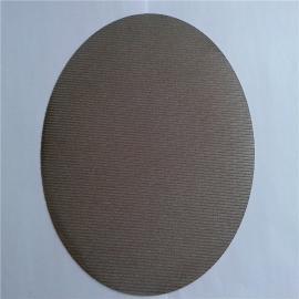 微孔金属粉末烧结钛波纹板