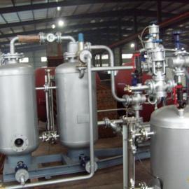 冷凝水余热回收器