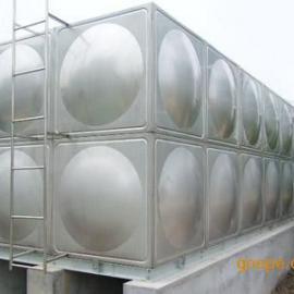 供应小区消防用不锈钢水箱