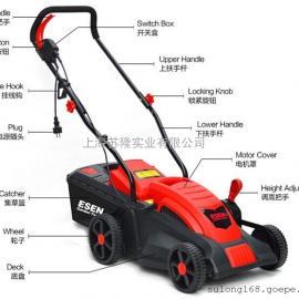 美国力必特GR3800电动割草机、美国力必特电动割草机