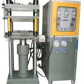 双层热压机、实验热压机、教学热压机、科研所热压机、实验专用热