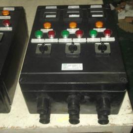 FEC56-A3D1K1R1G三钮一灯一开关一电位器操作柱