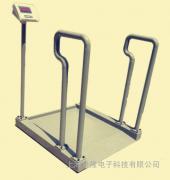 200kg透析电子秤,二级甲等医院碳钢透析电子秤