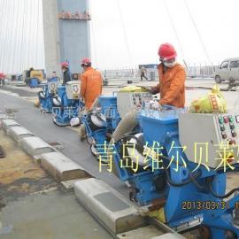 桥面抛丸防水施工 承包水泥桥面抛丸工程