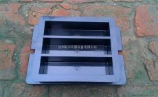 水泥胶砂塑料试模,混凝土搅拌站专用水泥胶砂三联试模