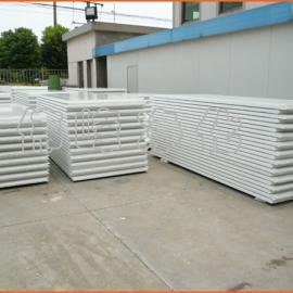 彩钢板单板 50厚度彩钢 钢板厚度0.426 14克泡沫