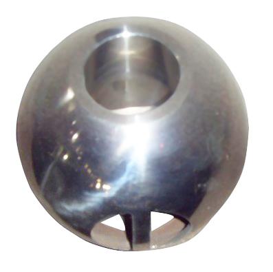 不锈钢四通球体