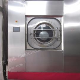 150公斤洗衣机|倾斜式洗脱机|大容量洗衣房设备