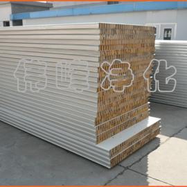 聚胺脂板 净化板 50厚度 0.5钢板厚度 聚胺脂板工程
