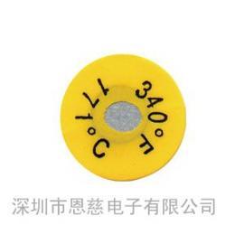 美国TL-S-110单格测温蜡片 单个温度点不可逆测温纸