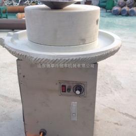 纯天然绿色健康石磨豆乳机,机动石磨豆乳机