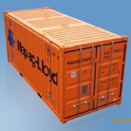 上海二手旧集装箱20英尺开顶集装箱