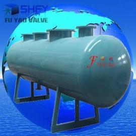 集水器-大型分水器-供暖系统专用分水器